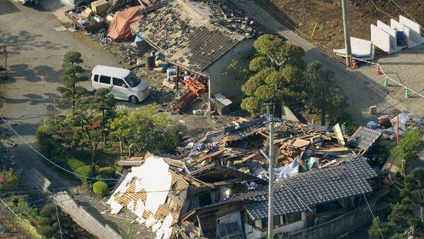 Conséquences d'un séisme au Japon - Sputnik France