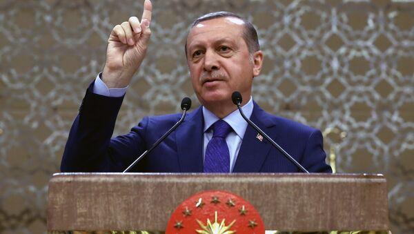 Les Allemands, maintenant les Néerlandais, quand Erdogan ciblera-t-il les Français? - Sputnik France