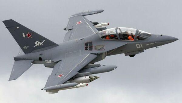 Avion d'entraînement et de combat russe Yak-130 - Sputnik France