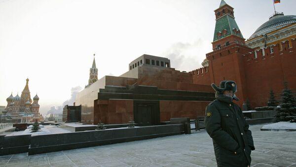 Ex-agent de la CIA propose de voler Lénine pour contrarier Poutine - Sputnik France