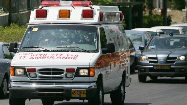 Israel ambulance - Sputnik France