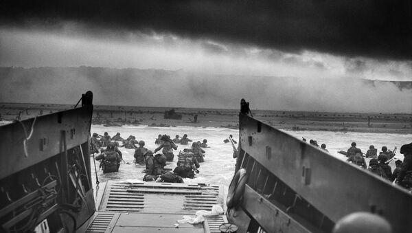 Le débarquement en Normandie, juin 1944 - Sputnik France
