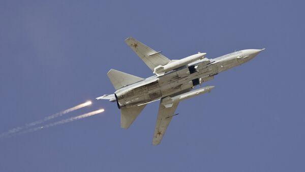Su-24, avion de chasse - Sputnik France
