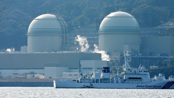 Centrale nucléaire de Takahama - Sputnik France