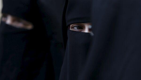 Des femmes palestiniennes - Sputnik France