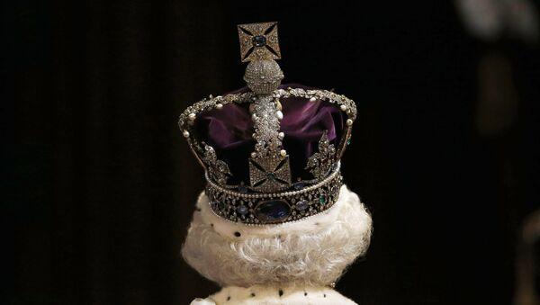 Reine du Royaume Uni Elysabeth II - Sputnik France