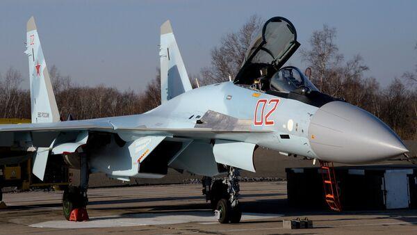 The Sukhoi Su-35S fighter jet - Sputnik France