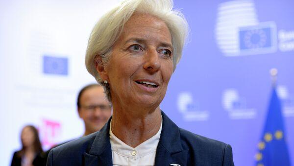Le FMI vérifiera les données sur le déficit budgétaire grec - Sputnik France