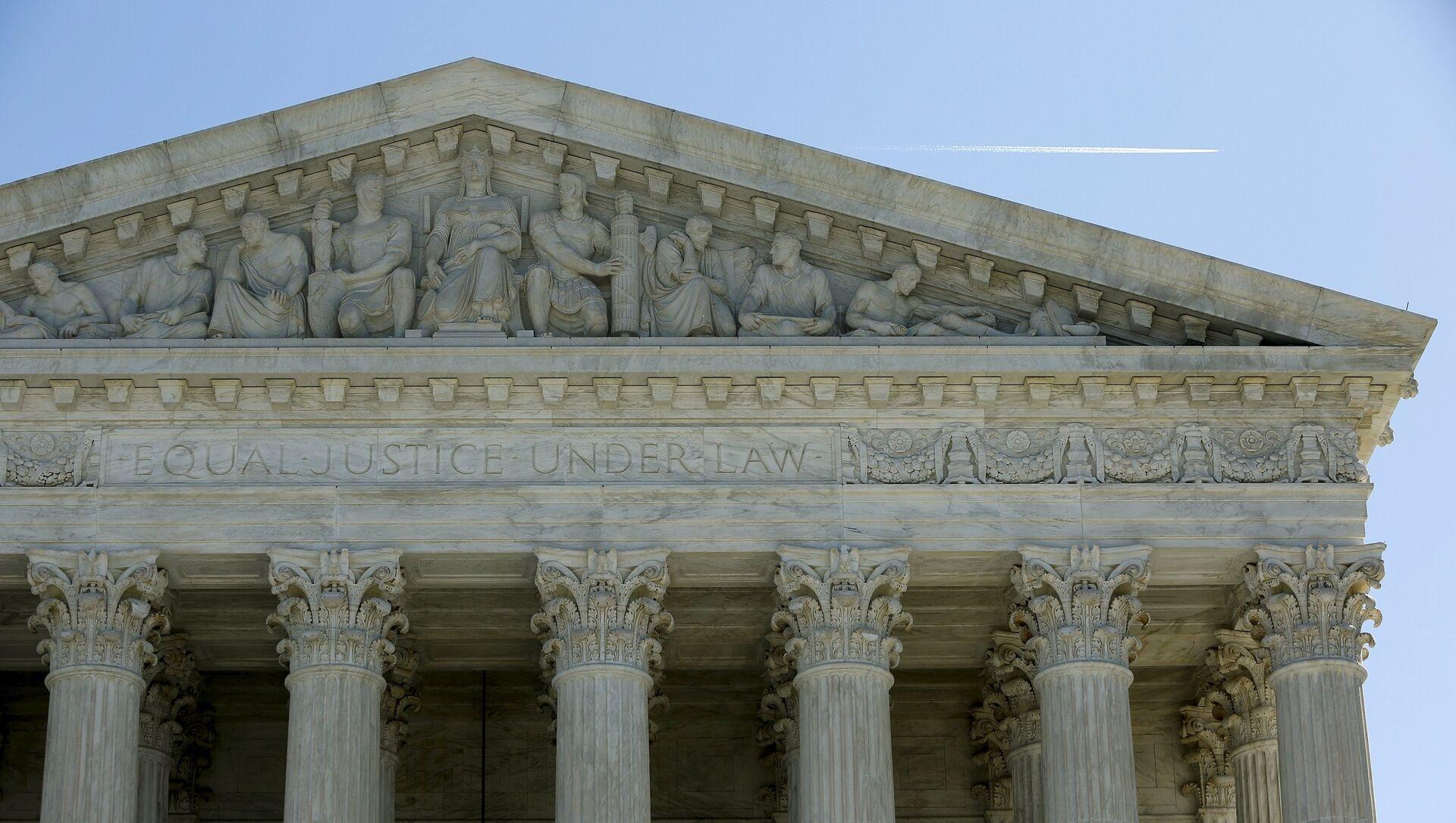 La Cour suprême des Etats-Unis - Sputnik France, 1920, 27.08.2021