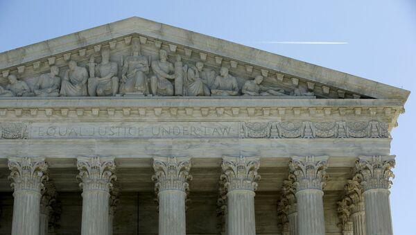 La Cour suprême des Etats-Unis - Sputnik France