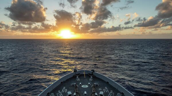 l'océan Pacifique - Sputnik France