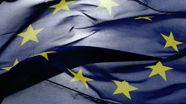 Bandera de la UE - Sputnik France