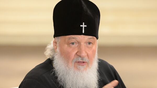 Patriarche Cyrille  - Sputnik France
