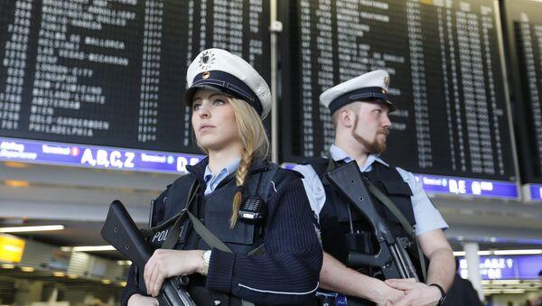 Allemagne: le contrôle de la sécurité des vols mal assuré - Sputnik France