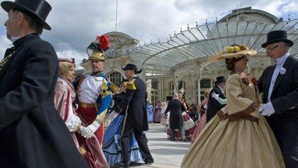 Un festival historique en hommage à Napoléon III à Vichy - Sputnik France