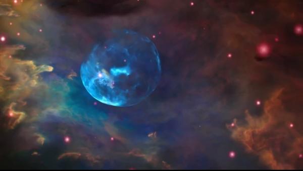 Une splendide bulle spatiale - Sputnik France