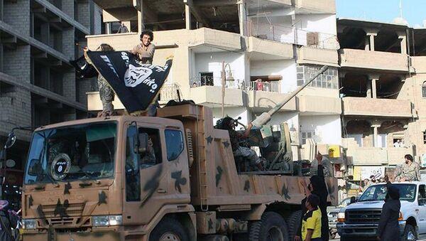 Daech à Raqqa, Syrie - Sputnik France
