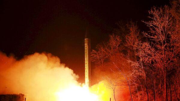 un missile (image d'illustration) - Sputnik France