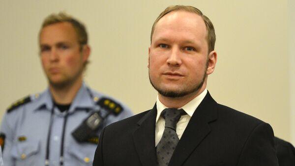 Anders Behring Breivik - Sputnik France
