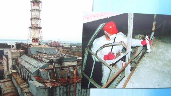 Tchernobyl - Sputnik France