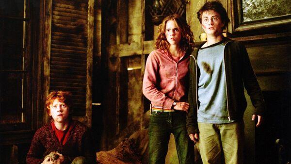 Image d'un film sur Harry Potter - Sputnik France