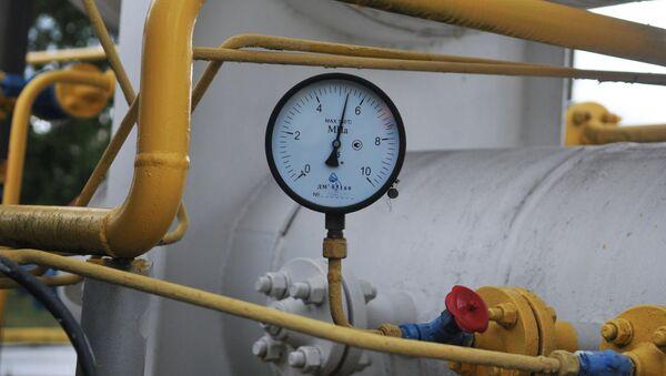 Высокогорная газокомпрессорная станция Воловец в Закарпатской области - Sputnik France
