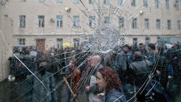 Situation à Odessa, le 4 mai 2014 - Sputnik France