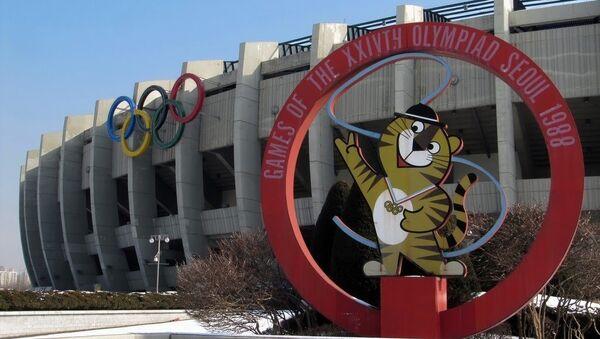 Le stade pour les JO de 1988 à Séoul - Sputnik France