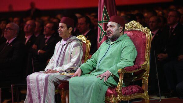 Les grandes manœuvres diplomatiques du Maroc - Sputnik France