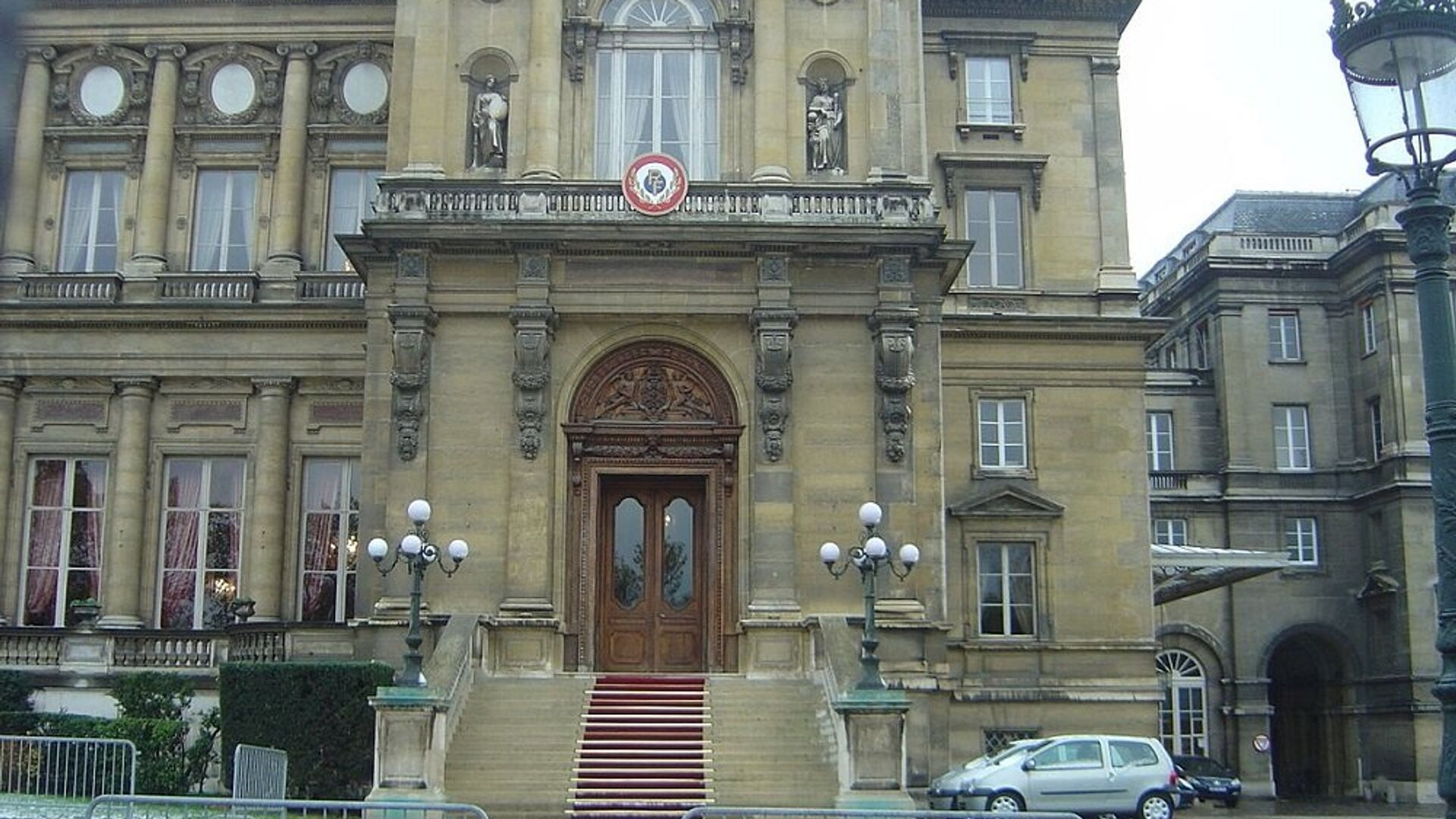 Le siège du ministère français des Affaires étrangères, sur le Quai d'Orsay à Paris - Sputnik France, 1920, 13.10.2021
