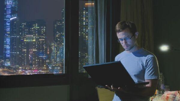 Snowden, bande-annonce - Sputnik France