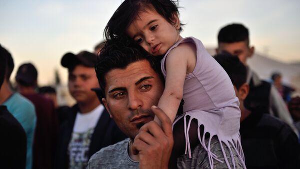 Camp de réfugiés attaqué en Syrie: l'Onu ne croit pas à une implication russe - Sputnik France