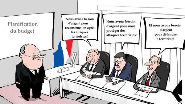 Défendre un monstre: les révélations de l'avocat d'Abdeslam - Sputnik France