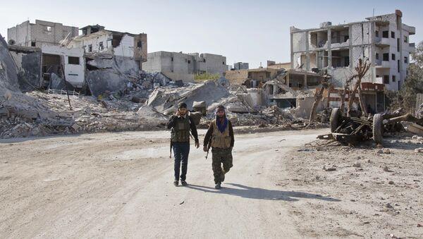 Kurdes syriens - Sputnik France
