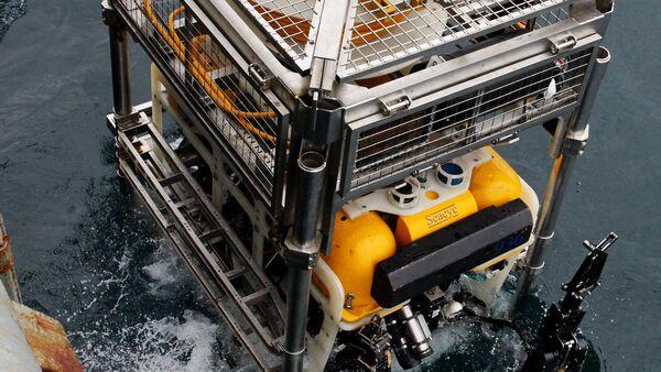 Pékin finalise les tests de son premier submersible téléguidé - Sputnik France