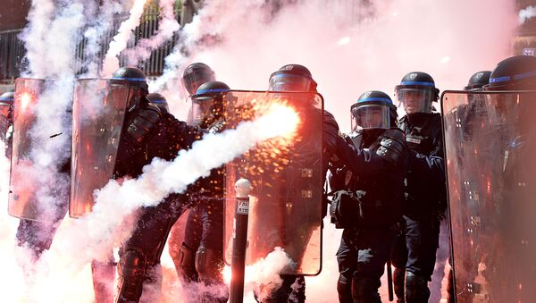 1er mai, manifestation à Paris - Sputnik France