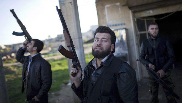 L'Armée syrienne libre (ASL) - Sputnik France