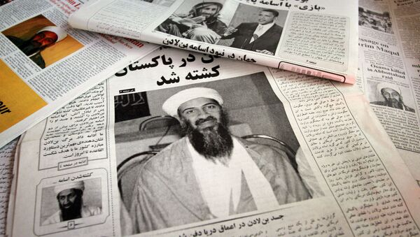 Journaux afghans à Kaboul, la mort du chef d'Al-Qaïda Oussama ben Laden - Sputnik France