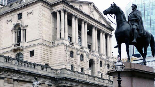 Bank of England - Sputnik France