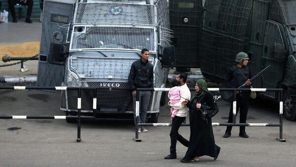 La police au Caire - Sputnik France