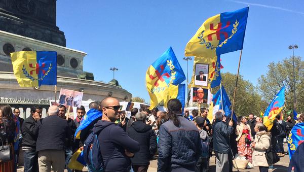Mouvement pour l'Autodétermination de la Kabylie (MAK) - Sputnik France