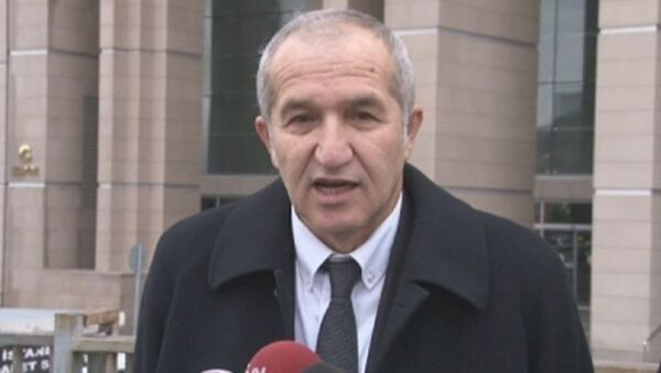 Avukat Akın Atalay - Sputnik France