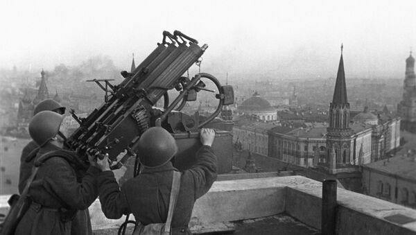 Soviet anti-aircraft gunners - Sputnik France