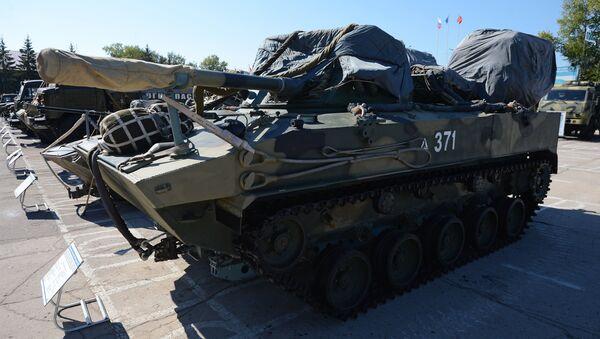 Véhicule de combat BMD-4M - Sputnik France