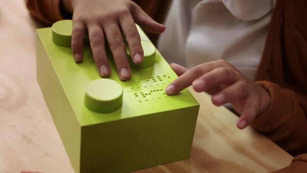 Braille Bricks - Sputnik France