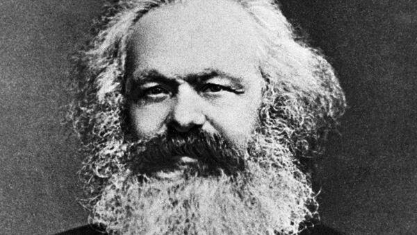 Карл Маркс - Sputnik France