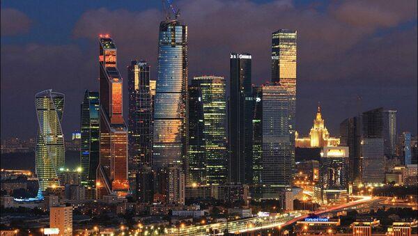 Moscow International Business Center - Sputnik France