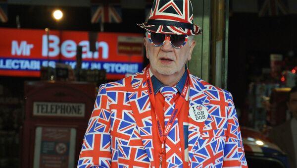 Un partisan du Brexit - Sputnik France