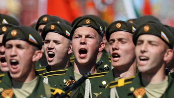 Quoi, pas de vodka dans la ration des forces spéciales russes? - Sputnik France