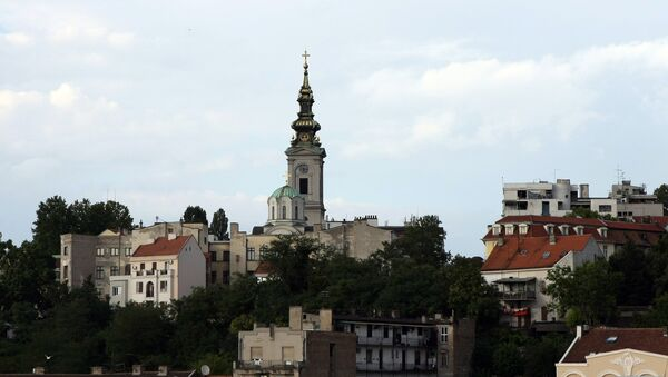Stari Grad, Belgrade - Sputnik France